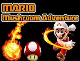 Play Mario Mushroom Adventure