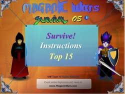 Play Maganic Wars II