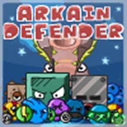 Play Arkain Defender