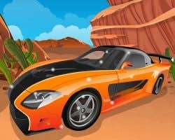 Play Grand Canyon Racing