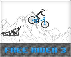 Play Free Rider 3