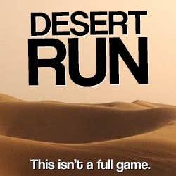Play The Desert Run