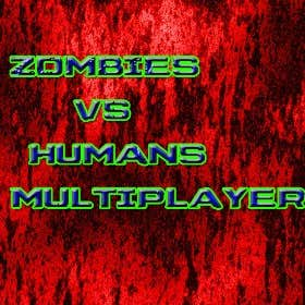 Play Zombies VS Humans Multiplayer Beta