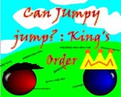 Play Can Jumpy jump? King's Order