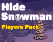 Play Hide Snowman Players Pack