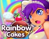 Play Rainbow Cakes