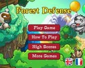 Play Forest Defense