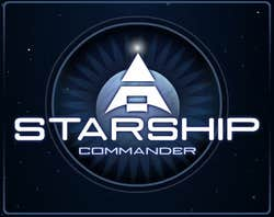 Play Starship Commander