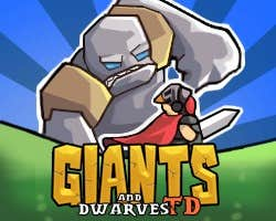 Play Giants and Dwarves TD