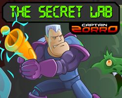 Play Captain Zorro: The Secret Lab