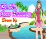 Play Barbie Goes Swimming Dress Up