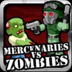 Play Mercenaries VS Zombies