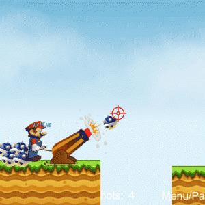 Play Angry Mario 4