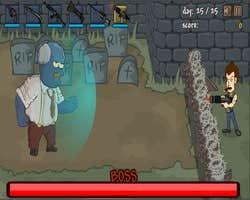 Play Zombie Wrangle