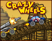 Play Crazy Wheels