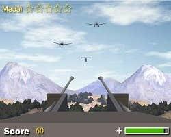 Play Anti Aircraft Artillery