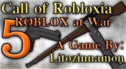 Play Call Of Robloxia 5_Roblox At War