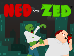 Play Ned vs. Zed