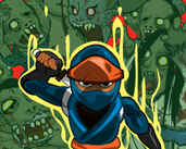 Play Ninja vs Zombies 2