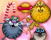 Play Cats in Candy Land