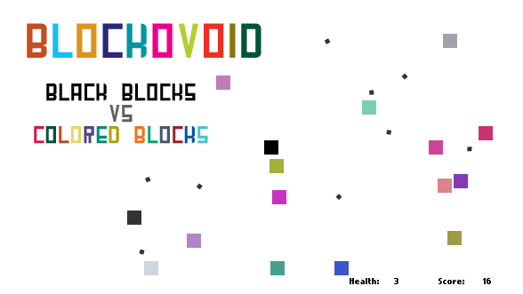 Play BLOCKOVOID