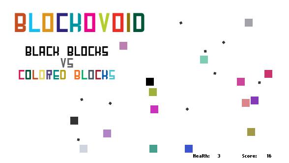Play BLOCKOVOID