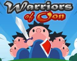 Play Warriors of oon