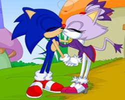 Play Sonic Adventure Kiss