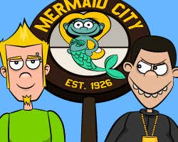 Play Mermaid City