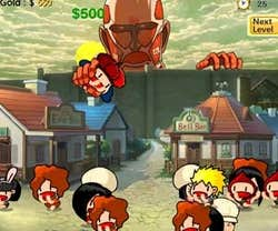 Play Attack on Titan