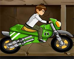 Play Ben 10 Power Ride