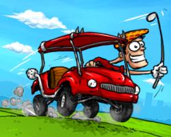 Play Crazy Golf Cart 2