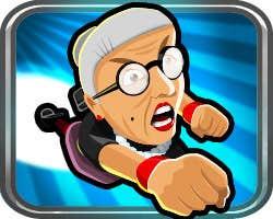 Play Angry Gran Toss
