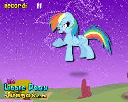 Play My Little Pony Kick Up