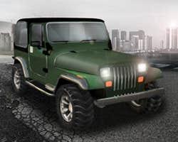 Play 3D Jeep Venture