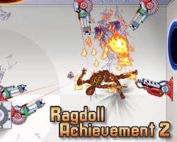 Play Ragdoll Achievement 2