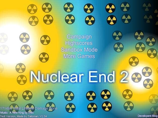 Play Nuclear End 2