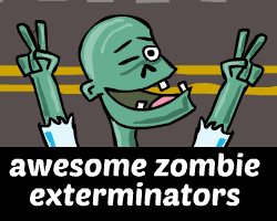 Play Awesome Zombie Exterminators