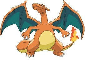 Play Charizard Jigsaw