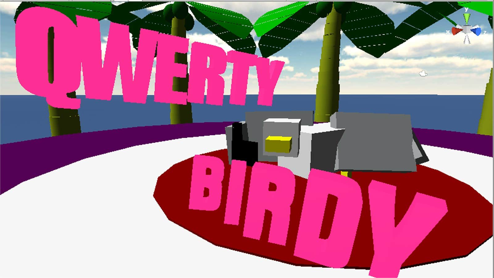 Play QWERTY-Birdy