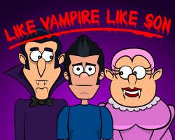 Play Like Vampire Like Son