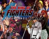 Play THE KING OF FIGHTERS VS DNF