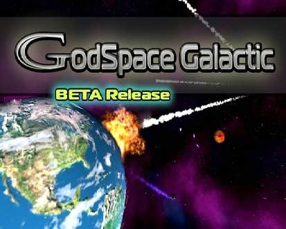 Play GodSpace Galactic Beta