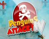 Play Penguins Attack TD 4