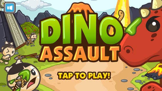 Play Dino Assault