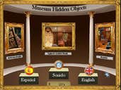 Play Museum Hidden objects