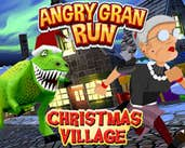 Play Angry Gran Run: Christmas Village
