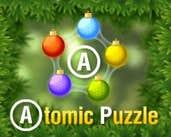 Play Atomic Puzzle Xmas