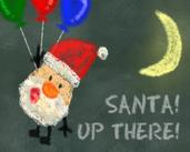 Play Santa Up There