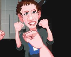 Play Fight Mark Zuckerberg